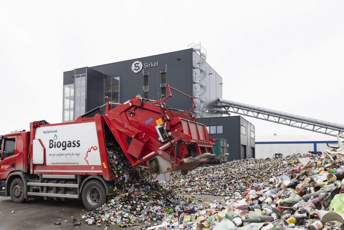 Sirkels splitter nye anlegg på Øra i Fredrikstad