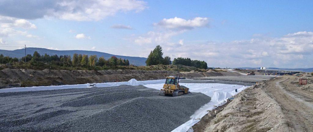Gigantisk Glasopor-bestilling til ny E16 mellom Slomarka og Kongsvinger endte med å bli Norges største pilotprosjekt på telesikring.