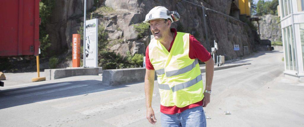 Pionerer på gjenvinning planlegger nytt resirkuleringsanlegg som skal ta unna 45 tonn med glass- og metallemballasje i timen.