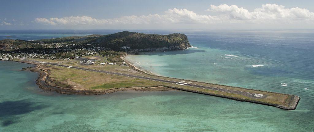 Norsk skumglass skal stoppe fly på Mayotte