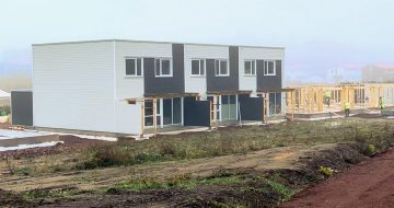 JM-boliger på Bekkeskogen snart ferdig