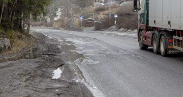 Telehiv på norske veier fører til at lastebilsjåfører gruer seg til å kjøre. – Glasopor bekjemper telehiv, sier salgssjefen i Glasopor.